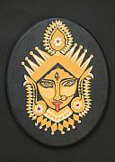 Goddess Kali Framed Prints - Goddess Kali Framed Print by Michele Arista
