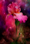 Romantic Art Posters - Goddess Of The Divine Poster by Carol Cavalaris