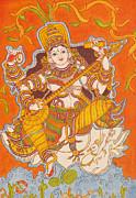 Kerala mural paintings for sale for Asha mural painting