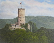 Heather Matthews - Godesburg castle