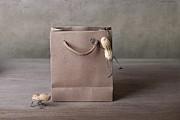 Going Shopping 03 Print by Nailia Schwarz