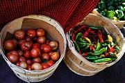 Going To Market Print by Thomas Photography  Thomas