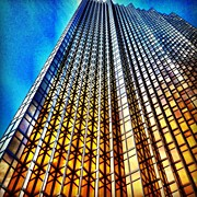 Instagramhub Photos - Gold Fade by Christopher Campbell