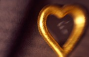 Tamarra Tamarra - Gold Heart Mirror