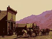 Tray Mead - Gold Mining Town