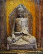 Diana Haronis - Golden Buddha