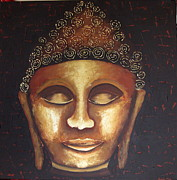 Susan McLean Gray - Golden Buddha