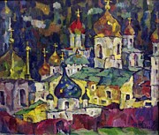 Ivan Filichev - Golden Domes