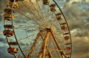 D700 Originals - Golden Ferris Weeel by Brian Rome