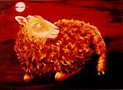 Sheep Originals - Golden Fleece by Mark Cawood