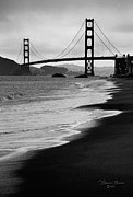 Golden Gate National Recreation Area Photos - Golden Gate by Brian Brown