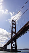 Golden Gate Bridge 2 Print by Eliot Jenkins