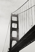 Land Mark Framed Prints - Golden Gate Bridge #2 Framed Print by John Nelson