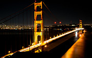 Marin County Originals - Golden Gate Bridge  by Lucas Tatagiba