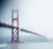 San Francisco Metal Prints - Golden Gate Bridge Metal Print by Zeb Andrews