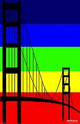 Golden Gate Originals - Golden Gay by Asbjorn Lonvig