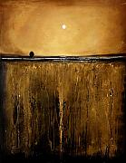 Inspirational Paintings - Golden Inspirations by Toni Grote