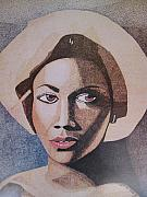 African-american Originals - Golden Lady by Clifton Dobbs