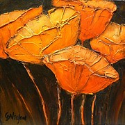 Carol  Nelson - Golden Poppies