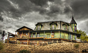Bordello Photos - Goldfield Ghost Town  by Saija  Lehtonen