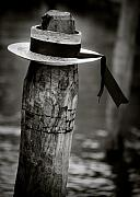 Pole Photos - Gondolier Hat by David Bowman