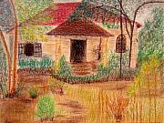 House Pastels - Gone Away by Errol DSouza