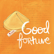 Read Art - Good Fortune by Linda Woods