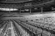 Chicago Photo Prints - Good Seats at Wrigley Print by David Bearden