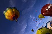 Balloon Fiesta Prints - Good Vibrations Print by Angel  Tarantella