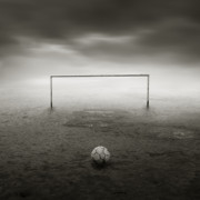 Sports Art Digital Art Posters - Goool Poster by Michal Giedrojc