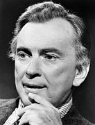 Featured Art - Gore Vidal, C. 1977 by Everett
