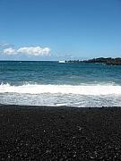 Halle Treanor - Gorgeous Black Sand...