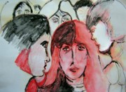 Human Beings Originals - Gossip by Judith Redman