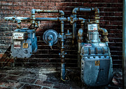 Buy Art Photo Prints - Got Gas? Print by Bob Orsillo