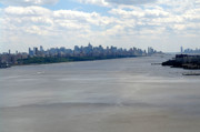 New York City Skyline Photos - Gotham on the Hudson by David Bearden
