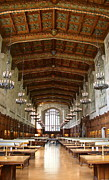 University Of Michigan Framed Prints - Gothic Grandeur Framed Print by Melany Raubolt