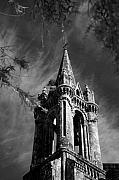 Gothic Style Print by Gaspar Avila