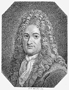 Baron Prints - GOTTFRIED von LEIBNIZ Print by Granger
