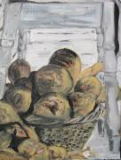 Baskets Photo Originals - Gourds by Bernice Camenisch