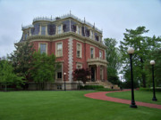 Photography - Governors Mansion by Julie  Grace