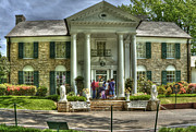 Graceland Art - Graceland by Robert Crespin