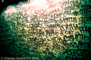 Charles Saulters II - Graffitti