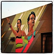Midtown Art - #grafitti #midtown #miami #mia by Juan C Zulueta