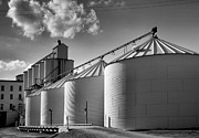 Business Greeting Cards Art - Grain Mill II by Steven Ainsworth