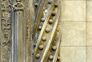 Historic Streets Prints - Granada Cathedral doors and other details Print by Guido Montanes Castillo