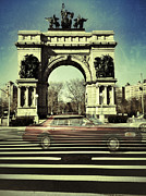 RC Candolin-Gelber - Grand Army Plaza Arch...