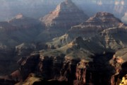 Grand Canyon 1 Print by Erica Hanel