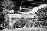 Northern Colorado Prints - Grand Canyon Cloud Patterns Print by John Rizzuto