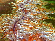 Padre Art - Grand Canyon from Space