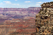 Layers Framed Prints - Grand Canyon Framed Print by Jane Rix